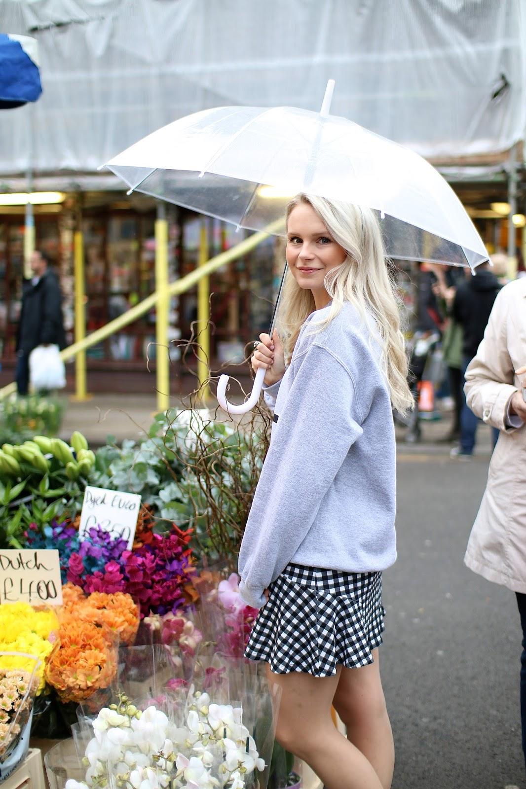 portobello market flowers