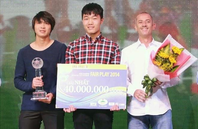 U19 Việt Nam lần thứ 2 giành giải bóng đá cao thượng