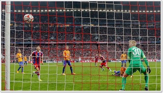 Gol de Schweinsteiger pode dar título no domingo