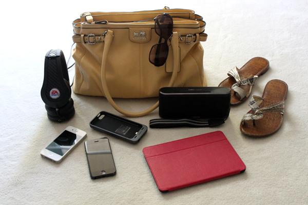 Jenna Granneman's many gadgets
