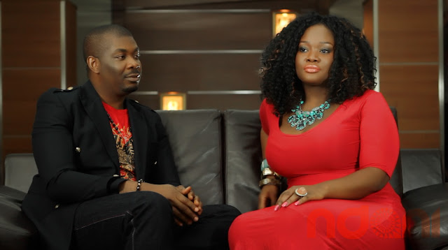 Nigerian Showbiz: Don Jazzy Has A Crush On Me - Toolz Claims