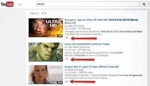 youtube 4k