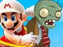 Mario Shoot Zombies | Juegos15.com