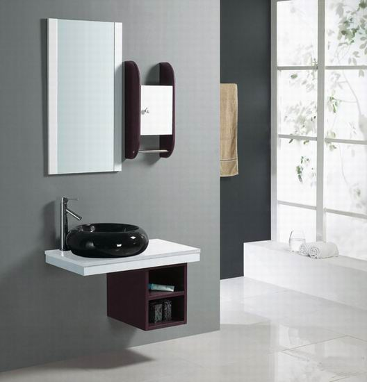 Small Bathroom Sinks And Vanities with Mirrored Bathroom Vanity