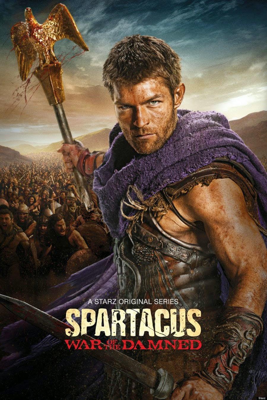 Spartacus: Cuộc Chiến Nô Lệ Phần 4 ...