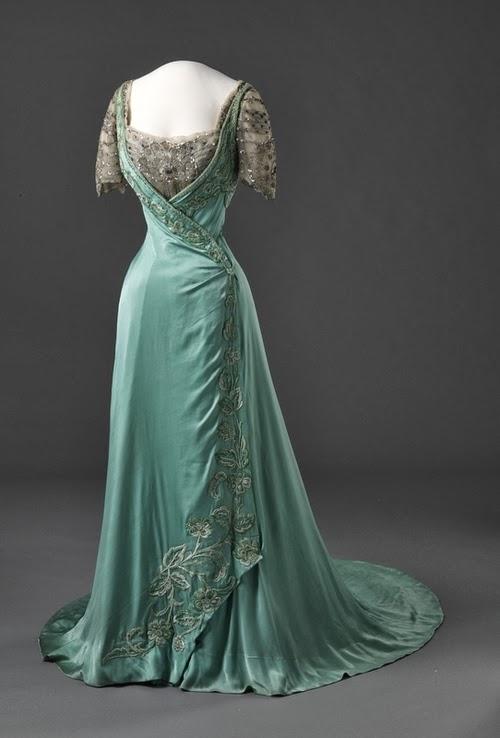 1910 Wedding Dress