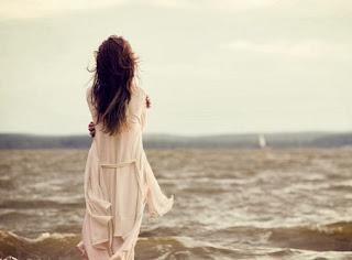 quote about future, present, future, alone, woman standing alone