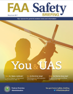 FAA Safety Briefing Magazine - May - June