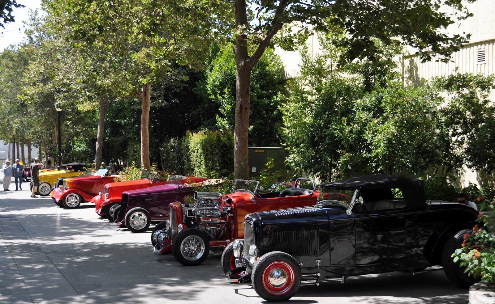 Just A Car Guy Its Not Too Late To Get To The LA Roadster Show At - Antique car show lafayette la