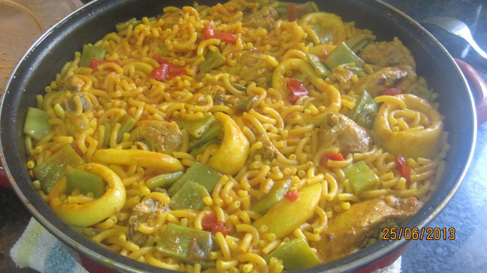 Recetas de cocina casera fidehua en santiago de compostela for Recetas cocina casera