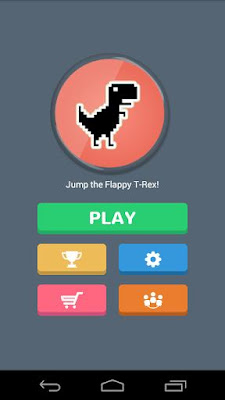 Flappy TRex Runner 2.6 APK for Android