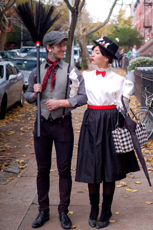 Last-Minute Halloween Costumes For Adults Who Forgot To Dress Up Mary Poppins. Pinterest. costumes for parents halloween halloween costumes last minute halloween costumes Parents trick or.