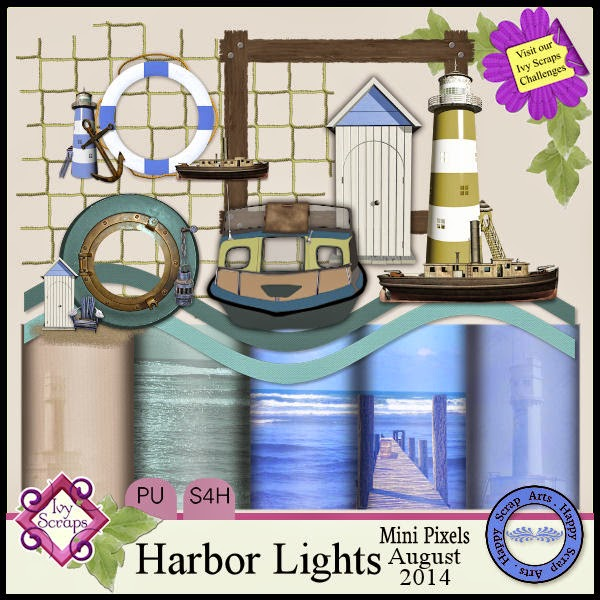 mini pixel kit Aug.14 - HSA Harbor Lights