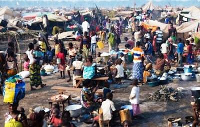 Termiskin 1 Dunia: Republik Afrika Tengah