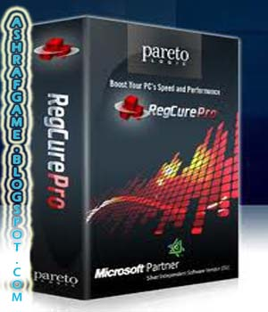 Regcure Pro 3.1.0 Free Download With Crack