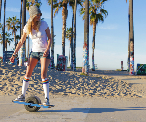 The Onewheel