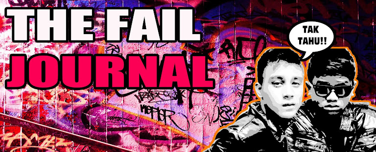 The Fail Journal
