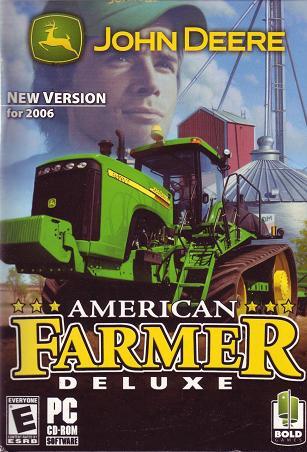 John Deere American Farmer Deluxe 1 link mega