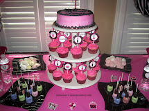 Zebra Diva Birthday Party Ideas