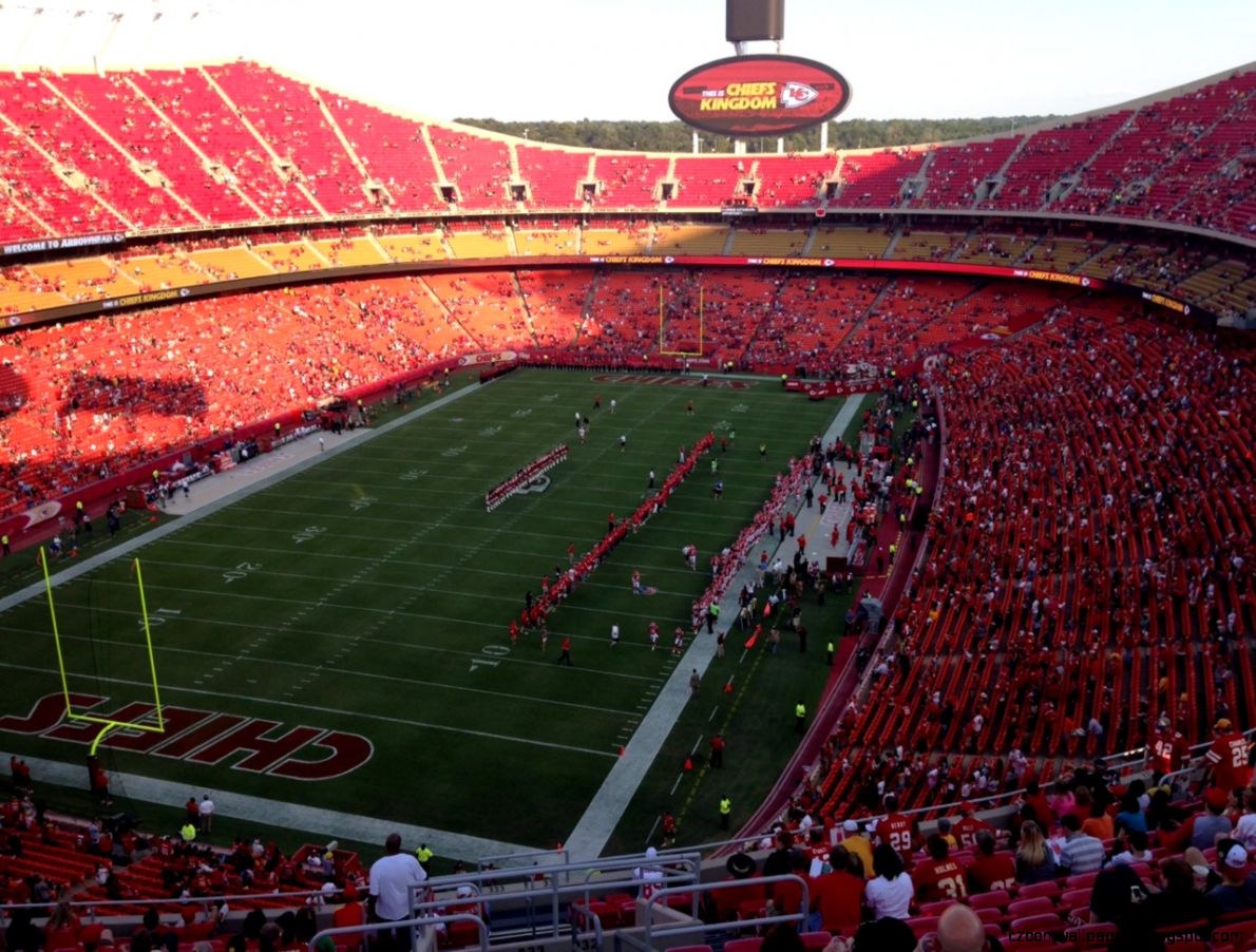 Kansas City Chiefs Seat View