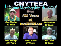 CNYTEEA Lifetime Membership Honree Video