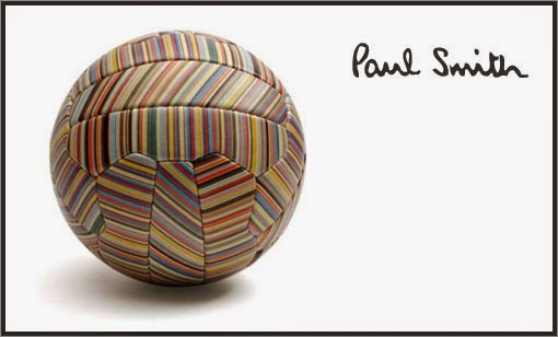 paul smith printed limited edition football for fifa world