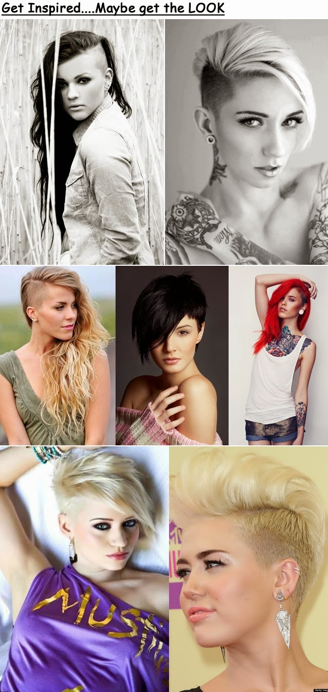 sidecut hairstyle