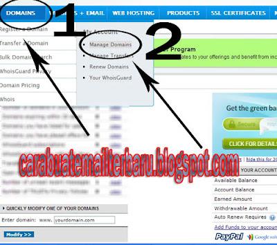 Cara Membuat Email Dengan Domain Sendiri Di Namecheap