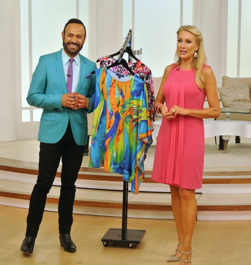 Nv Nick Verreos Premieres On Evine Live Shopping