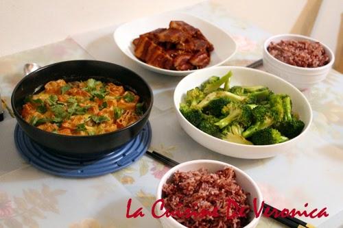 La Cuisine De Veronica 二人晚餐