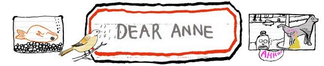 'Dear Anne'