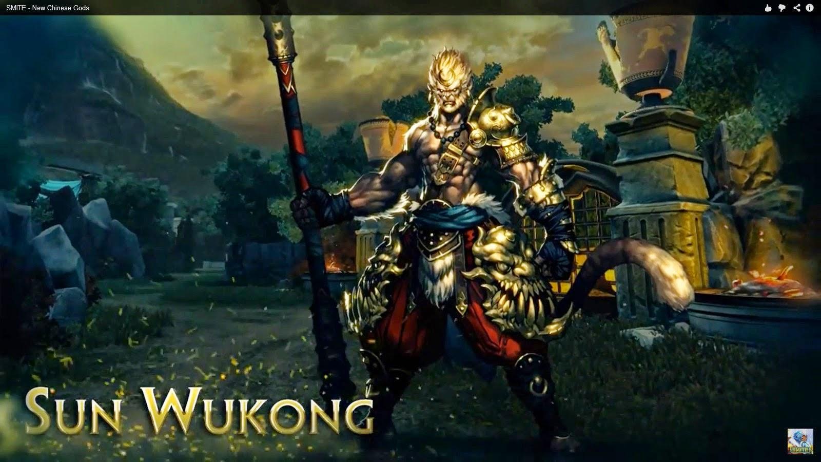 Tải Ảnh Ngộ Không Wukong LOL đẹp làm ảnh nền ảnh bìa