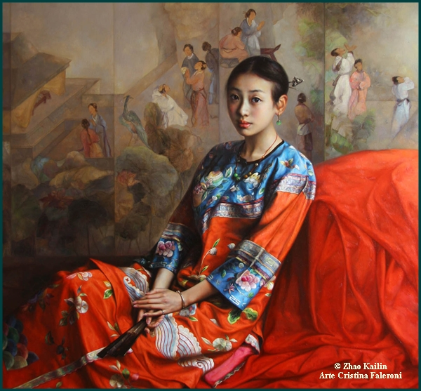 Zhao Kailin