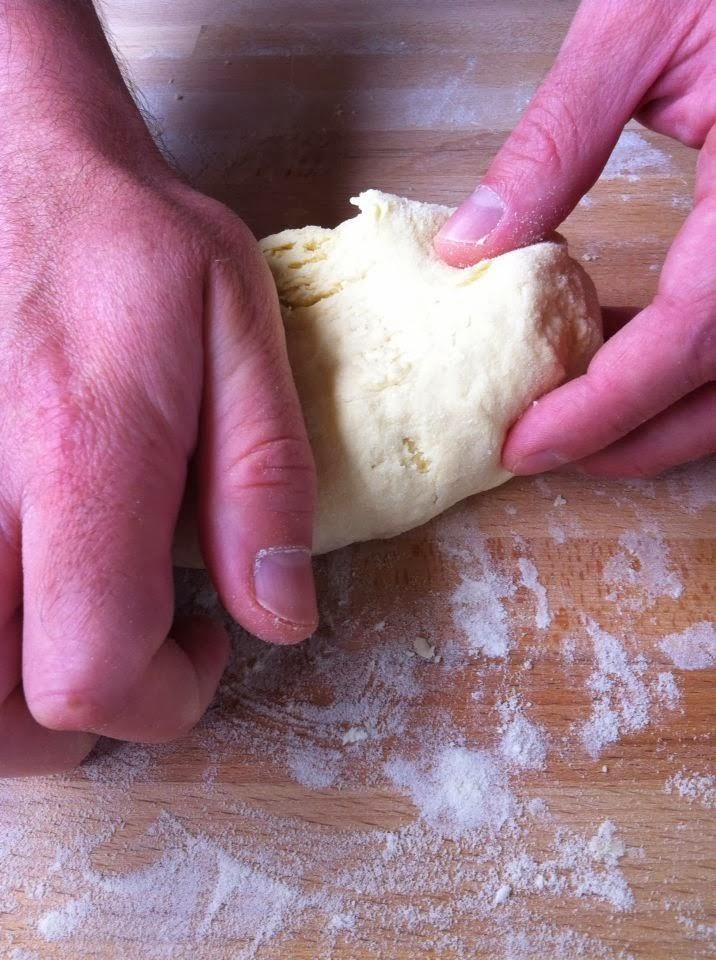 Como hacer pasta fresca de semola