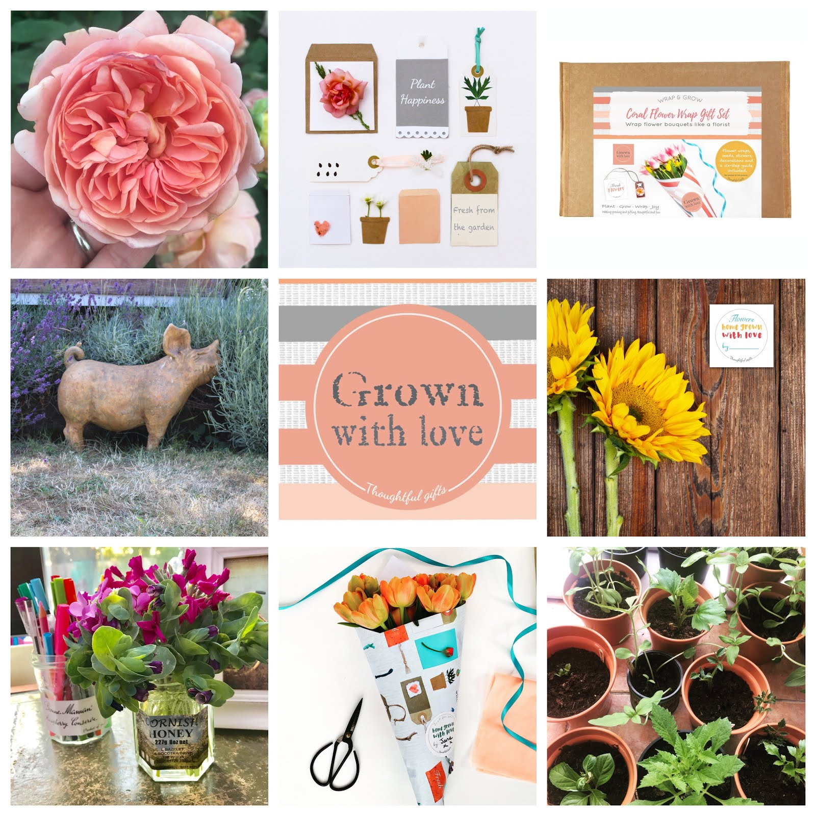 Be Inspired by Flowers - Join The Newsletter