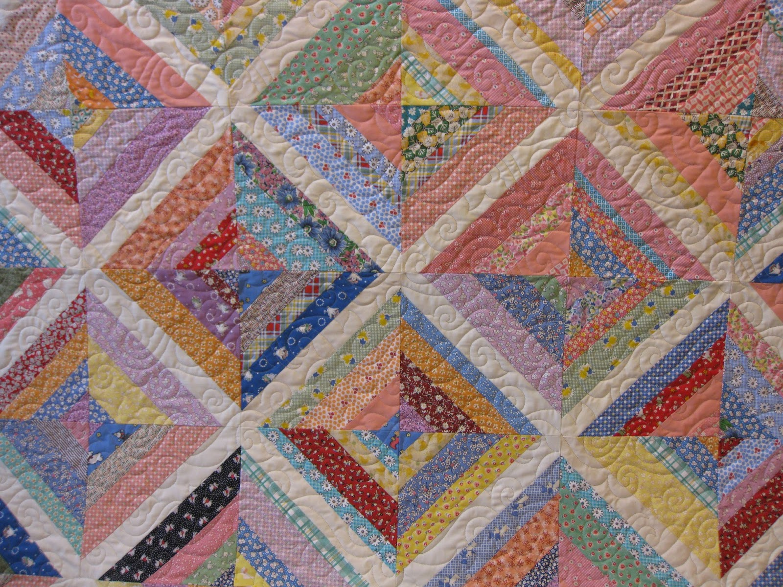 Millie s Quilting: String Quilts