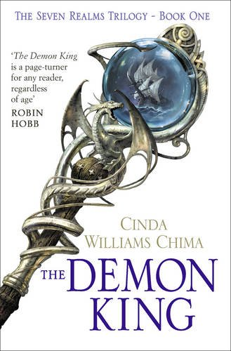 REVIEW The Demon King By Cinda Williams Chima