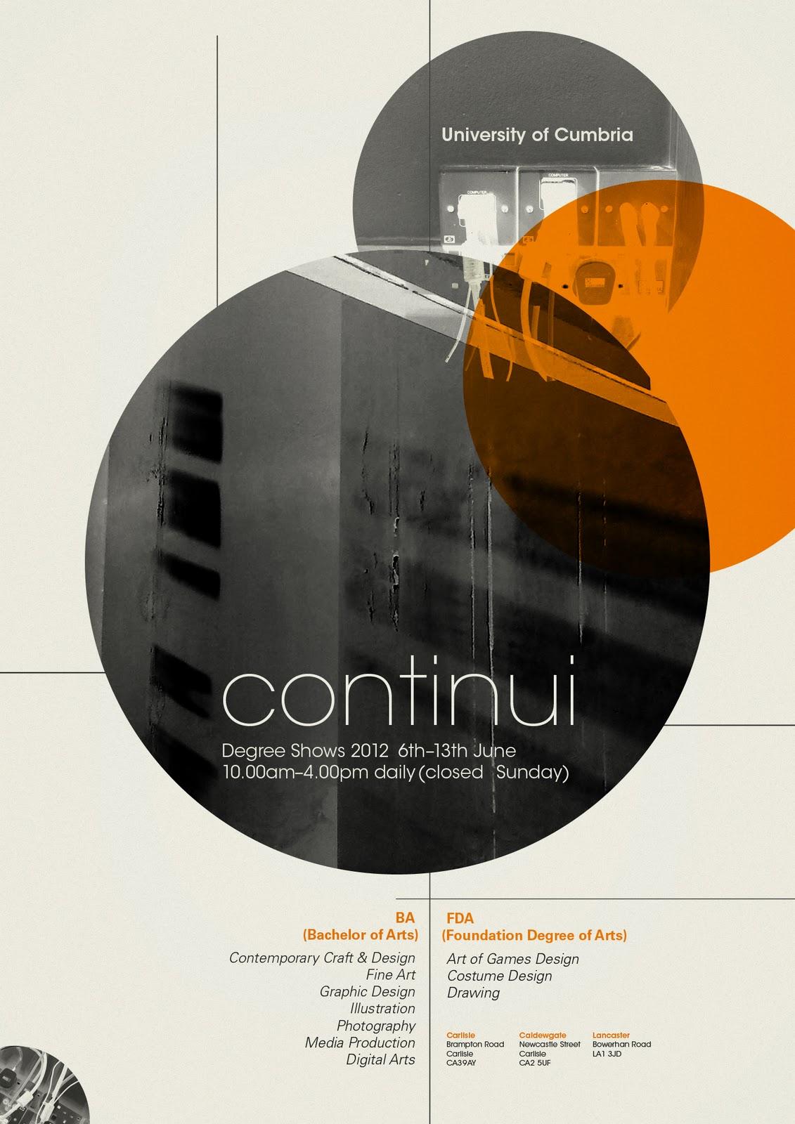 MunchyPotato Summer Exhibition Poster