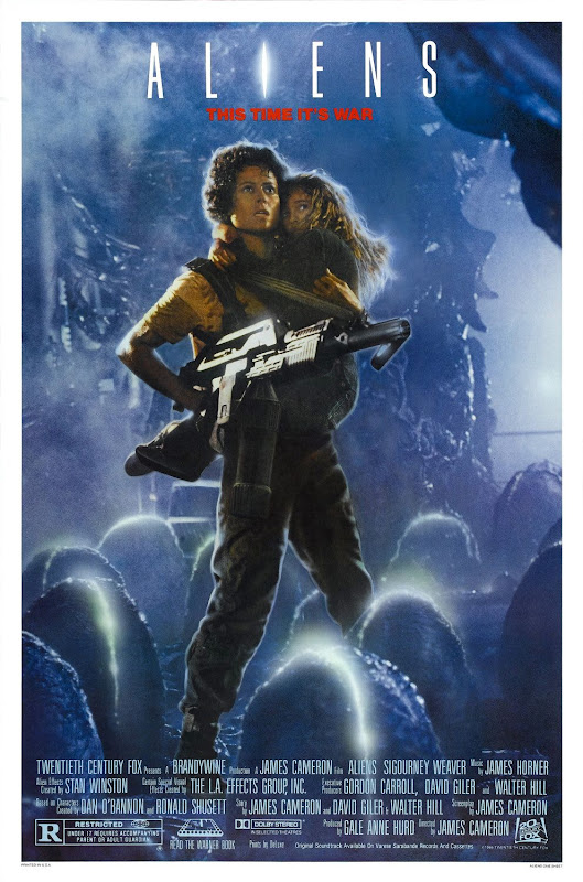 Alien Movie Aliens movie poster