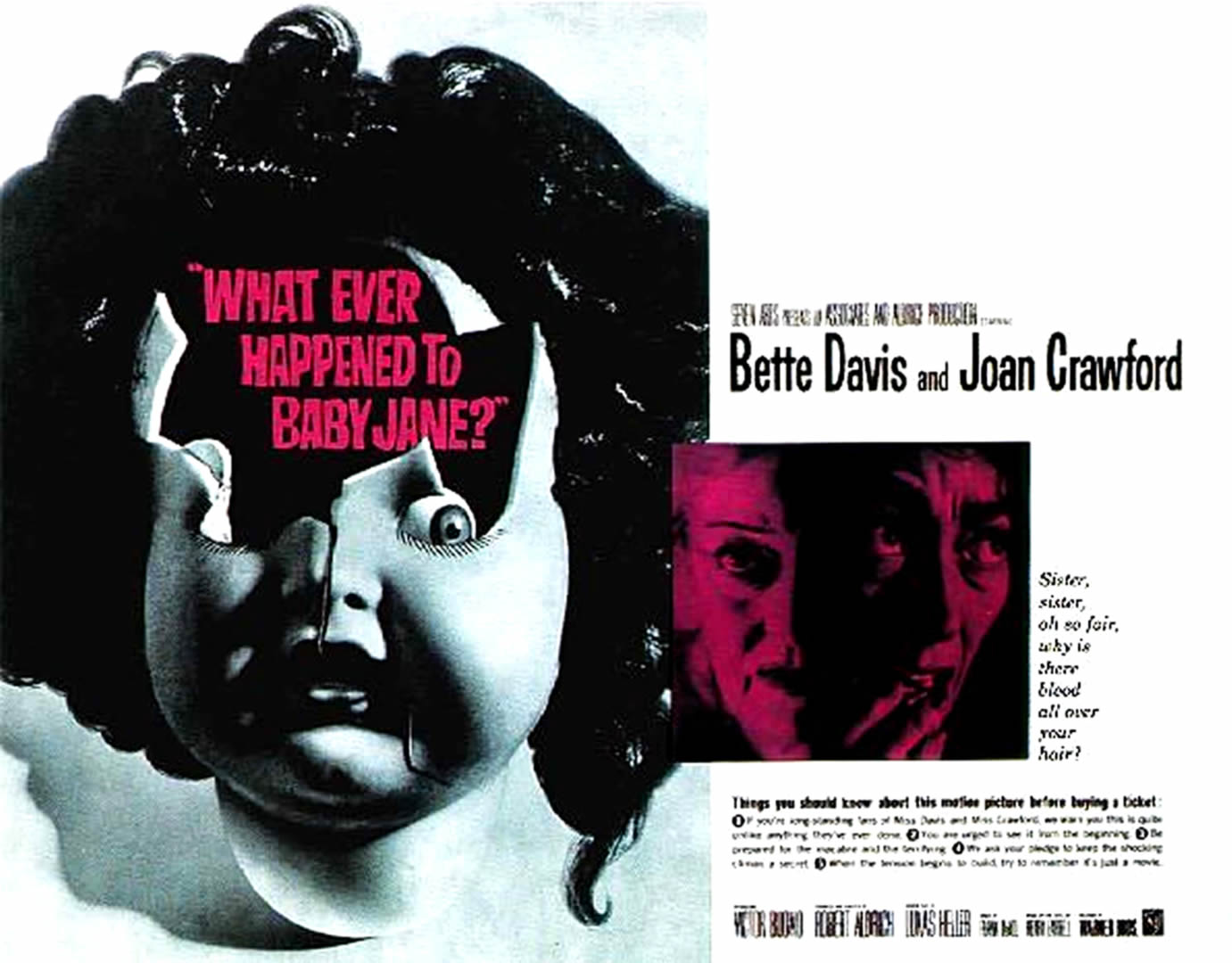 what ever happened to baby jane What ever happened to baby jane is a 2017 american psychological thriller film produced and directed by ifan barber, starring meryl streep and julianne moore, about an ageing actress who holds her paraplegic sister captive in an old hollywood mansion.