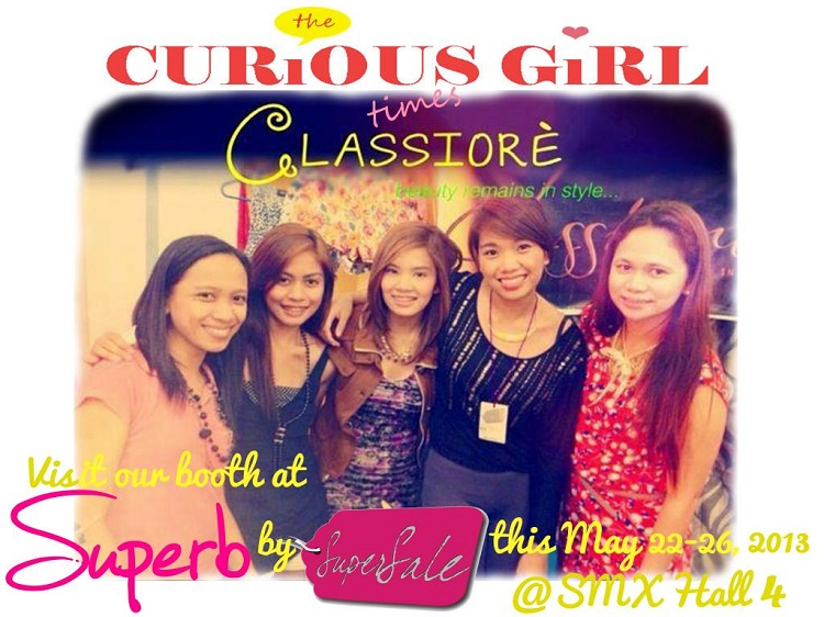 Classiore on SUPERB by SuperSale Bazaar on May 22-26!