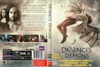 DA VINCI'S DEMONS - SEGUNDA TEMPORADA COMPLETA