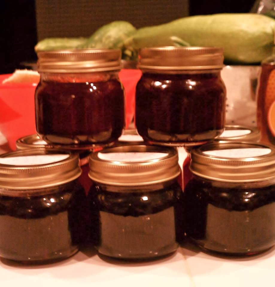 The Life and Times of a Wandering Jew: Pomegranate Jelly