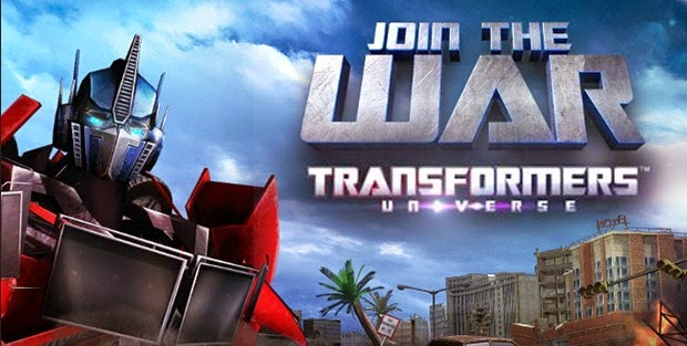 Cara Download, Daftar Dan Bermain Game Transformers Universe Online