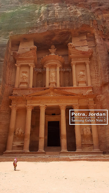 The Treasury Petra Jordan