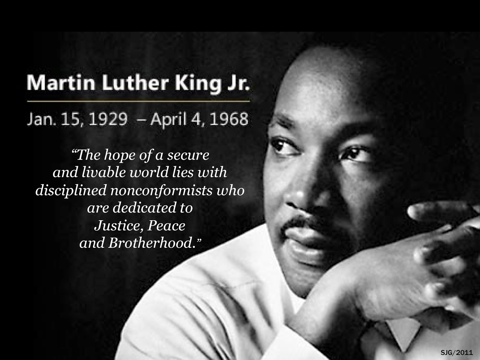 Martin Luther King Jr Essays