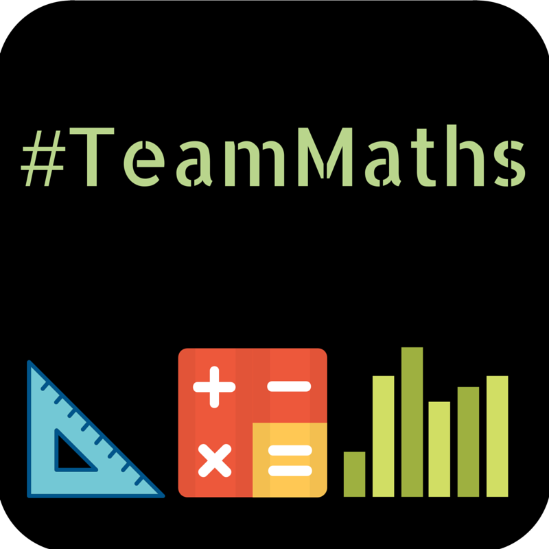 Join #TeamMaths!