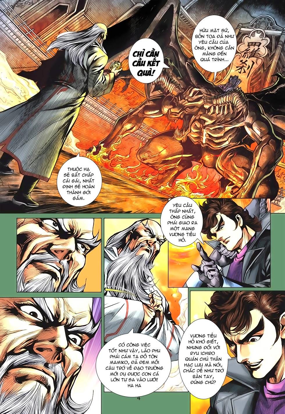 Tân Tác Long Hổ Môn chap 643 - Trang 4