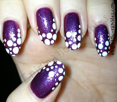 french-tip-purple-white-dotticure-dotting-tools-w7-purple-rain