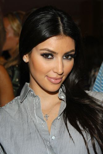 Cute sexy Kim Kardashian